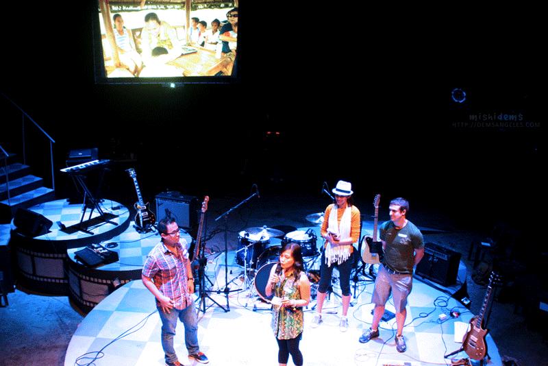 Saddleback Manila Worship Prayer PEACE Gathering