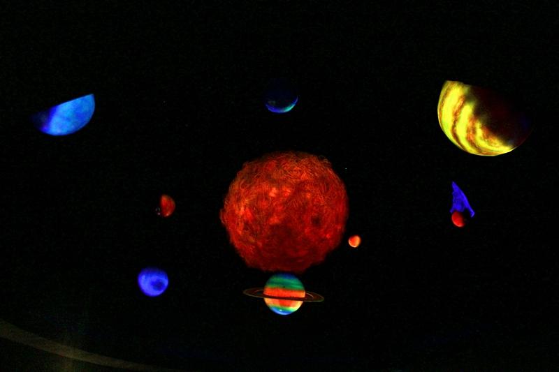 Philippine Science Centrum Solar System