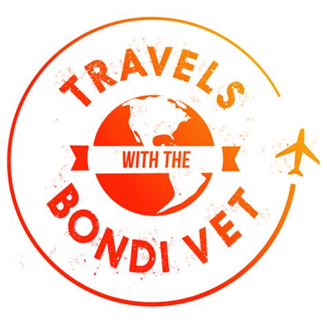 TRAVELS WITH THE BONDI VET, Tuesdays 9pm (SIN/HK)