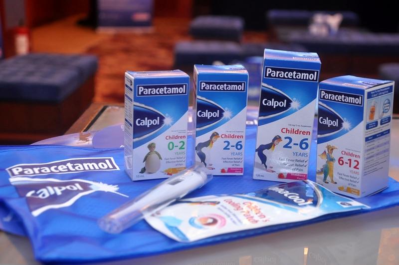 GSK-Calpol-Products