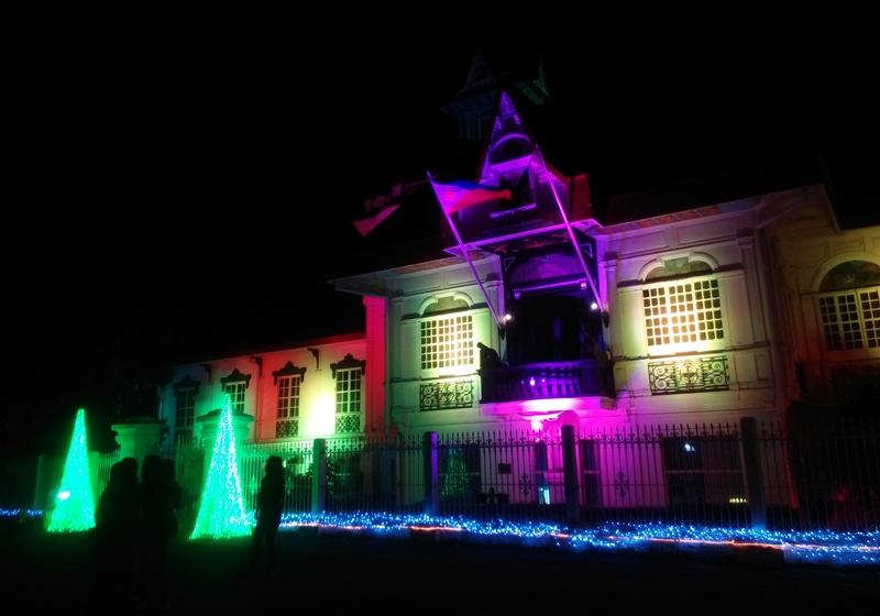 AguinaldoShrine-ChristmasLightsShow1