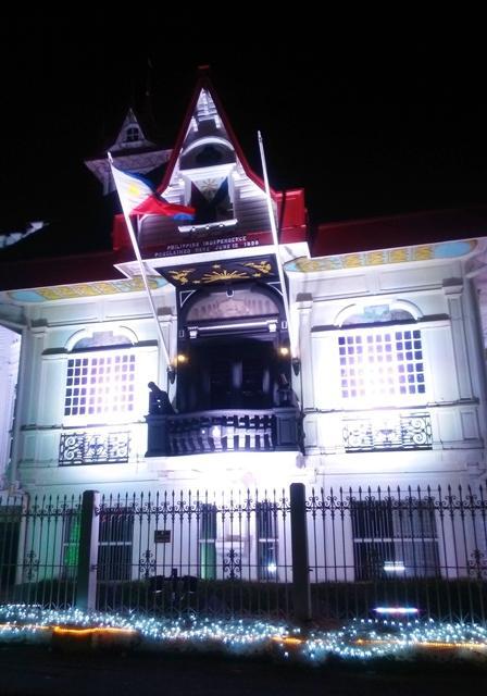 AguinaldoShrine-ChristmasLightsShow3