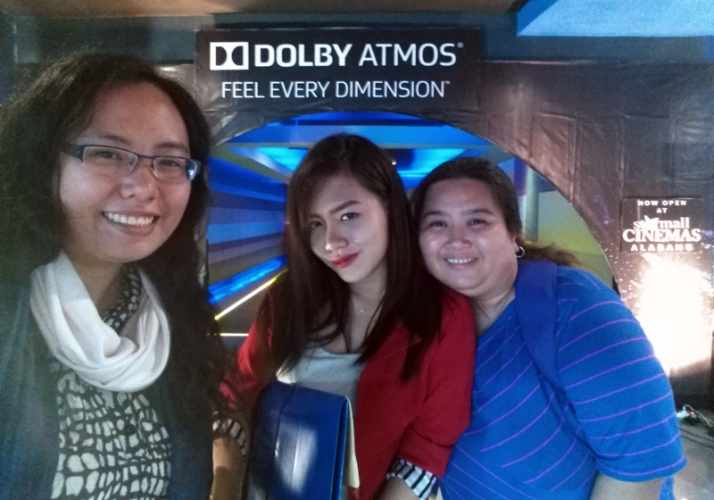 With fellow bloggers, Stephanie and Vance :)