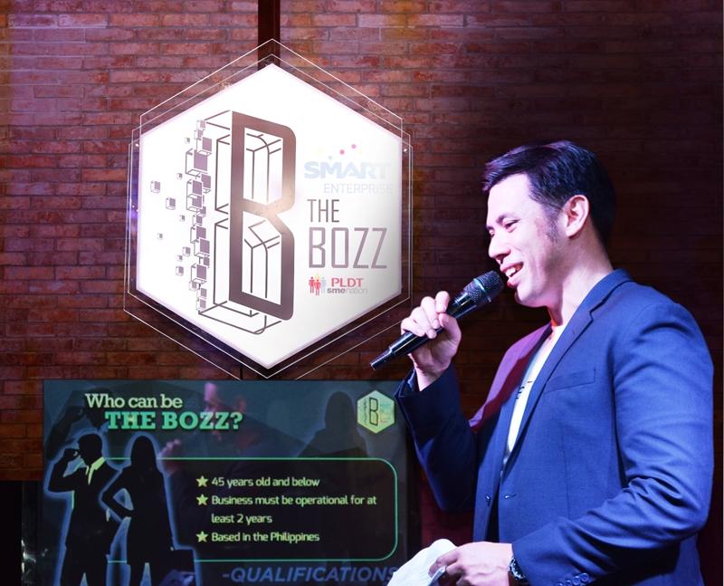 PLDT SME Community Engagement Services Head Gabby Cui explains the qualifications for the Bozz Awards.