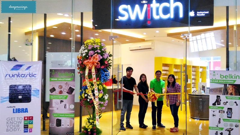 Switch team with representative from Belkin