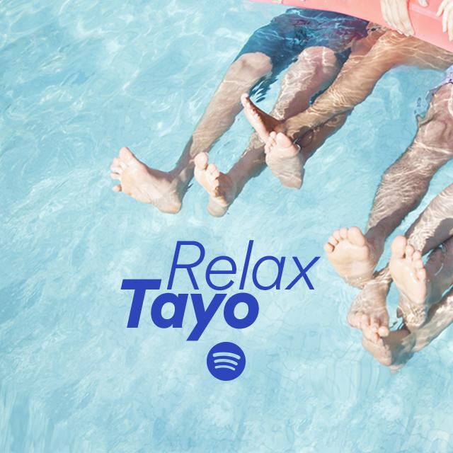 Spotify-RelaxTayo