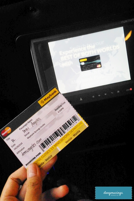MaybankPlatinumMasterCard-Launch-OnboardLuxeBus