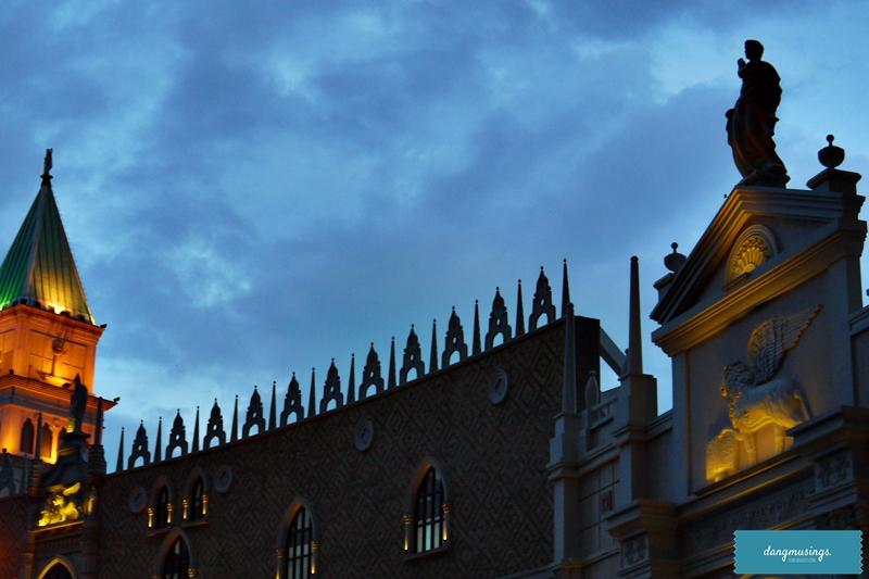 MaybankPlatinumMasterCard-Launch-VenicePiazza-facade