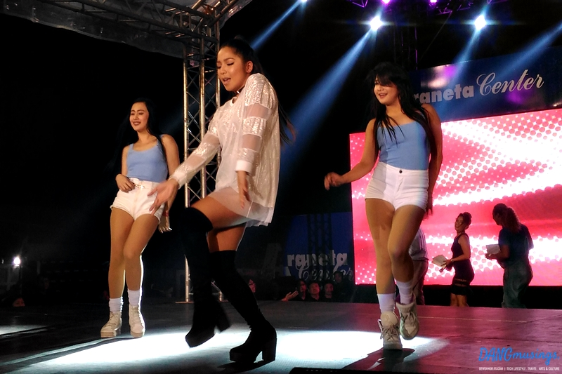 """Former PBB housemate Dawn Chang danced to Arianna Grande's """"Side to Side"""""""