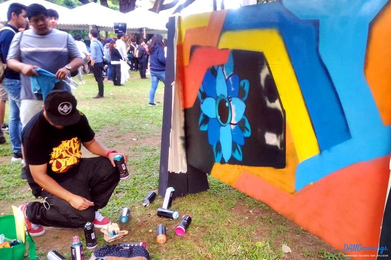 iACADEMY Cosmic 2017 Live Art