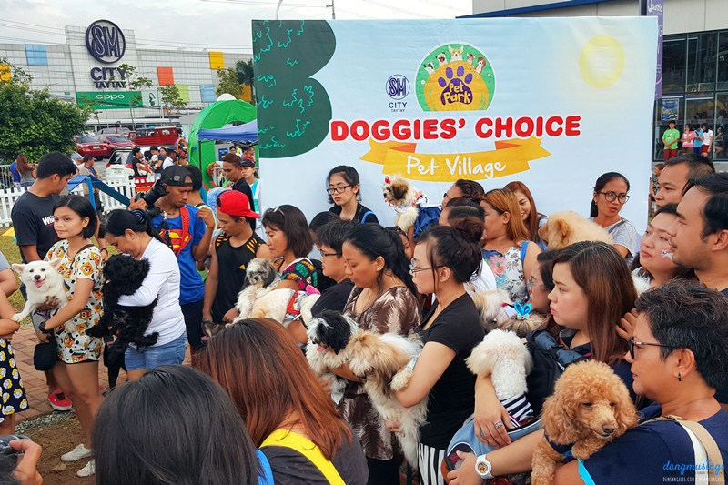 SM Pet Park Taytay Grand Launch Pet Blessing