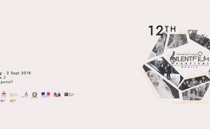 [Film] 12th International Silent Film Festival Manila