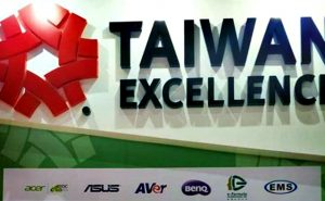 Taiwan Excellence-accredited products on display at SIP 2018