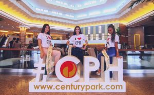 Century Park Hotel welcomes Miss Earth 2018 Goddesses