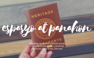 [Interior Design] PSID Juxtapose: Adaptive Reuse of Philippine Historical Structures