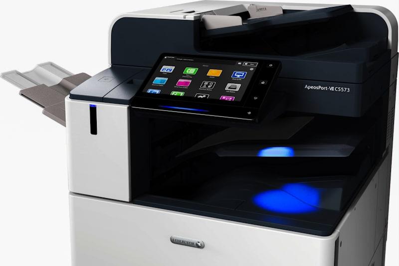 Fuji Xerox ApeosPort-VII
