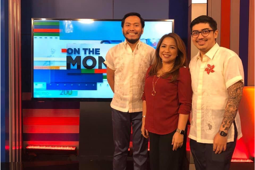 Neil & Marter feature on ANC On The Money (Entrep Lab)