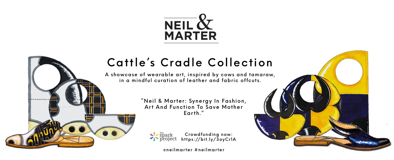 Neil & Marter x Spark Project Crowfunding Campaign