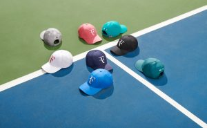 """Roger Federer """"RF"""" Cap Available at Uniqlo on December 8"""