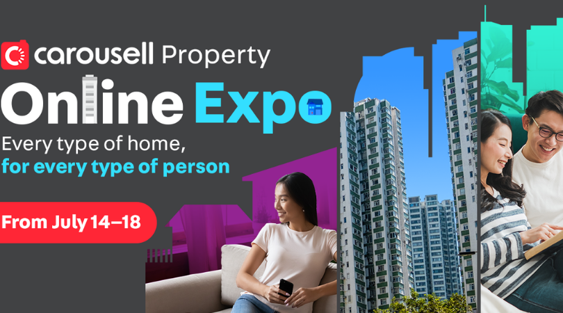 Carousell holds first Online Property Expo this July