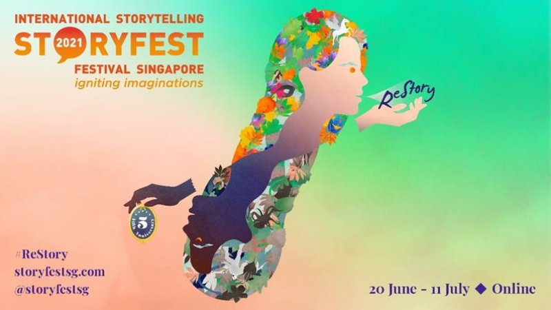 Celebrating 5 Years of Oral Storytelling with StoryFest