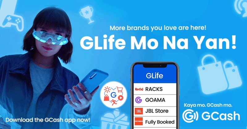 Shop Your Favorite Brands With GCash GLife!